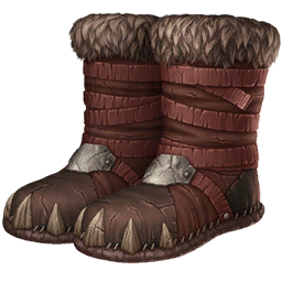 Barbarian's Boots