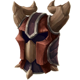 Barbarian's Helmet