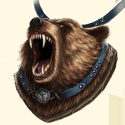 Bear Grin