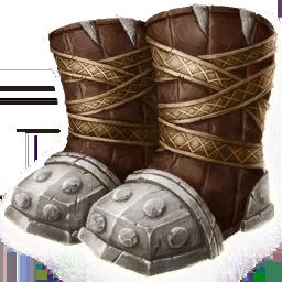 Berserker's Boots
