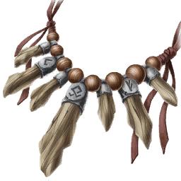 Bone Amulet