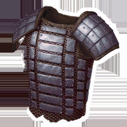 Brodir's Lamellar Armor