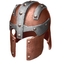 Copper Helmet