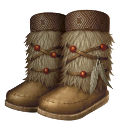 Crusher's Boots