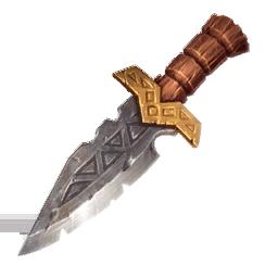 Dagger of Bravery