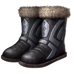Eric's High Boots