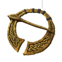 Golden Fibula