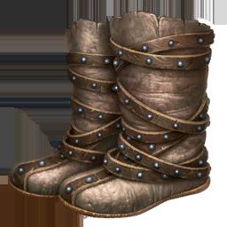 Haakon's Boots