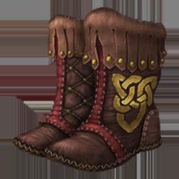 Heathen's Boots