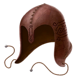 Leather Arming Cap