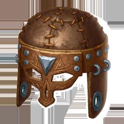 Leif's Helmet