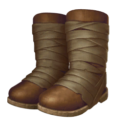 Mentor's Boots