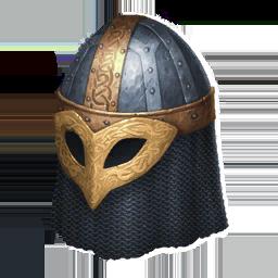 Olaf's Helmet