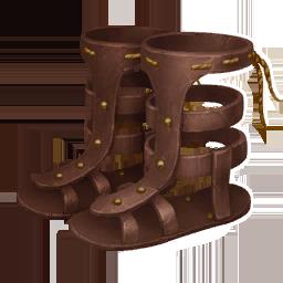 Priest's Sandals