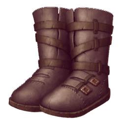 Ragnar's High Boots