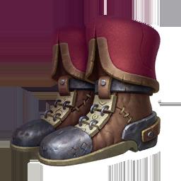 Reggvid's Boots