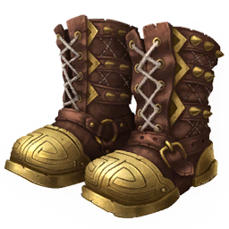 Reinforced Boots