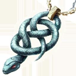 Snake Amulet