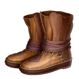 Stitched Boots
