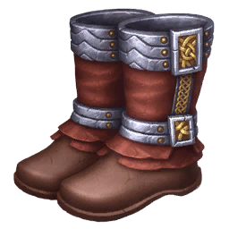 Ubba's Boots
