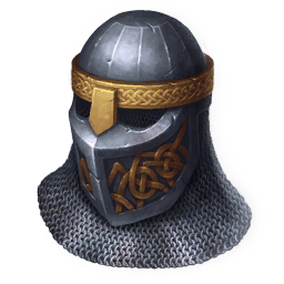 Ubba's Helmet