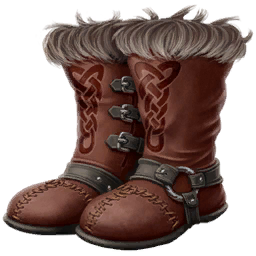 Viking's Boots