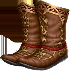 Wanderer's Boots