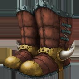 Warrior's Boots