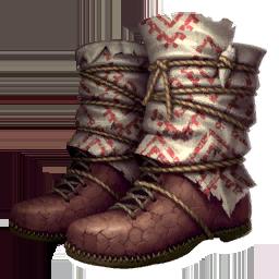 Wayfarer's Boots