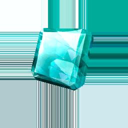 Aquamarine Unusual