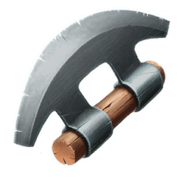 Poleaxe Blade